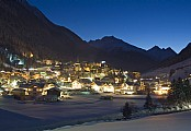 Accommodation options in Ischgl